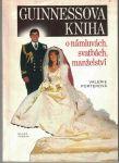 Guinnessova kniha - námluvy, svatby, manželství