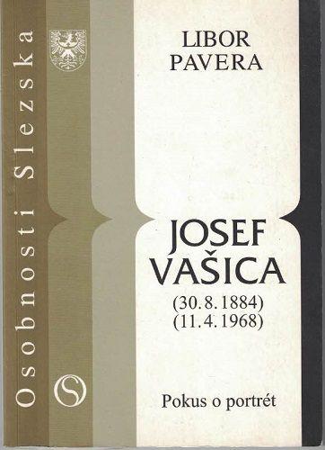 Josef Vašica (Pokus o portrét) - L. Pavera