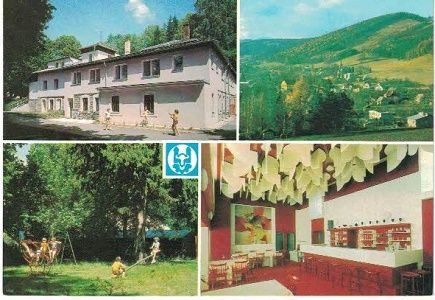 Karlovice - Přerovské strojírny (pension Schauman)