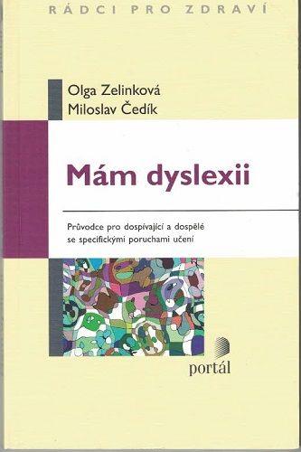 Mám dyslexii - Zelinková, Čedík