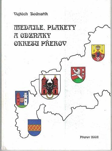 Medaile, plakety a odznaky okresu Přerov