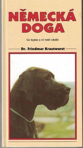 Německá doga - F. Krautwurst