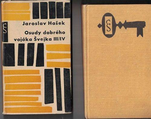 Osudy dobrého vojáka Švejka 1-4 - J. Hašek