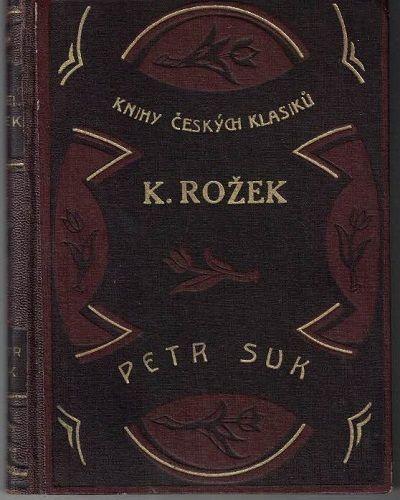 Petr Suk - K. Rožek