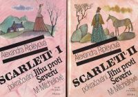 Scarlett I. a II. - M. Mitchellová, A. Ripleyová