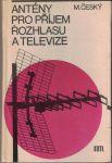 Antény pro příjem rozhlasu a televize - M. Český