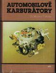 Automobilové karburátory - Ch. a F. Müller