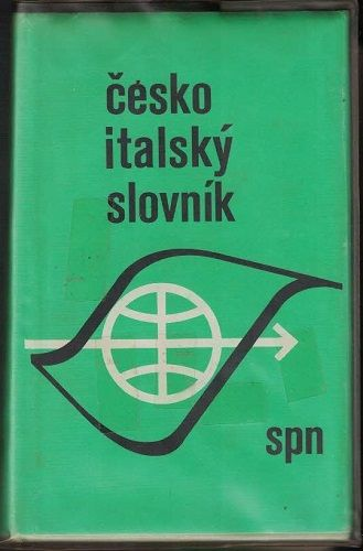 Česko - italský slovník - J. Rosendorfský