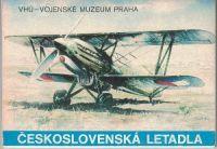 Československá letadla - 12 kusů