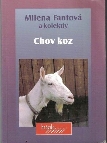 Chov koz - Milena Fantová