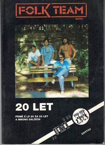 Folk Team - zpěvník k 20. výročí