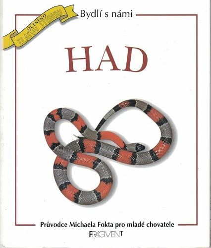 Had - průvodce pro chovatele