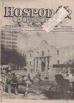 Hospodář Čechoslovák 1. 7. 1984 - exil