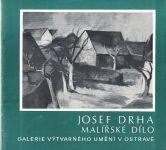 Josef Drha - malířské dílo