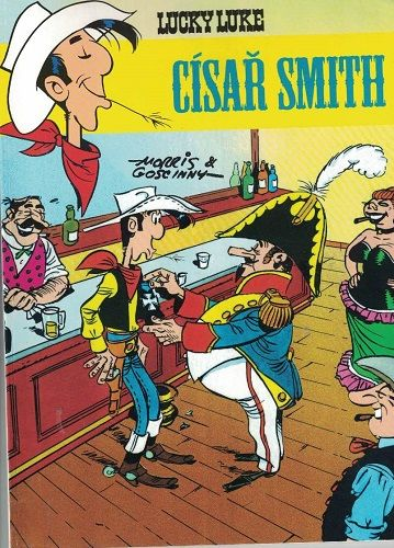 Lucky Luke - Císař Smith - Morris, Goscinny