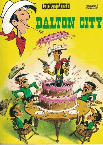 Lucky Luke - Dalton City - Morris, Goscinny