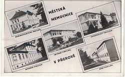 Městská nemocnice Přerov - okénková
