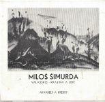 Miloš Šimurda - akvarely a kresby