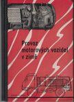 Provoz motorových vozidel v zimě - kol. autorů