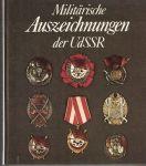 Vojenská vyznamenání SSSR - německy