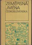 Zeměpisná jména Československa - kol. autorů