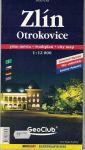 Zlín, Otrokovice - plán města