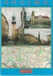 Znojmo - plán města