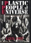 DVD Platic People Of The Universe - Live 1997