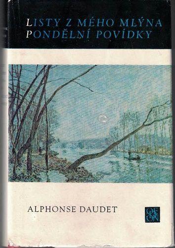 Listy z mého mlýna, Pondělní povídky - A. Daudet