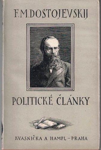 Politické články - F. M. Dostojevskij