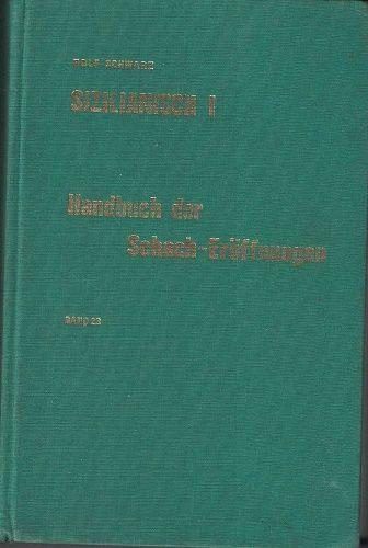 Sizilianisch I (Sicilská hra) - Rolf Schwarz