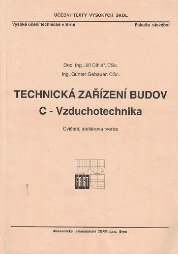 Technická zařízení budov - Vzduchotechnika - Cihlář, Gebauer