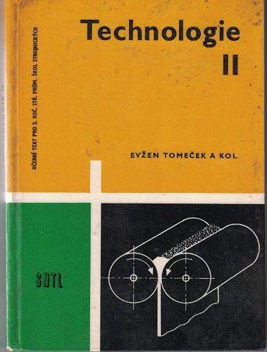 Technologie II. - E. Tomeček