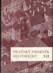 Pražský historický sborník XII