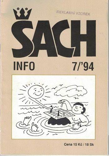 Šach info 4/1992