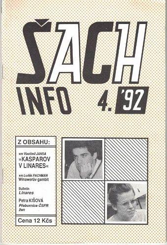 Šach info 7/1994