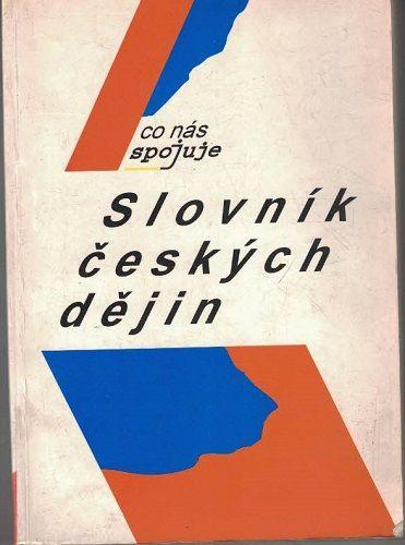 Slovník českých dějin - L. Vykoupil