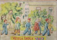 Veselá škola ABC - hra pro děti