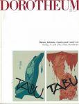 Aukční katalog Dorotheum 2002 - plakáty, reklama, komiks
