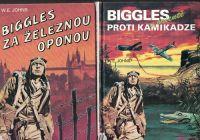 Biggles proti kamikadze a Biggles za železnou oponou - W. Johns