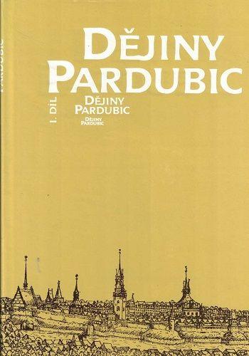 Dějiny Pardubic I. - F. Šebek a kol.