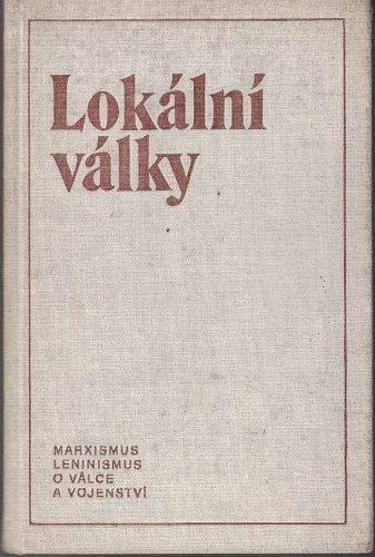 Lokální války - kol. autorů