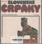 Slovenské črpáky - M. Komorovská