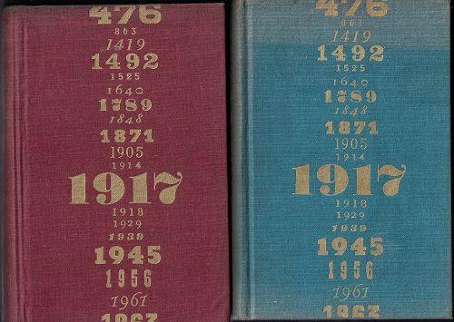 Světové dějiny v datech 1 a 2