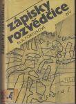 Zápisky rozvědčice - M. A. Fortusová