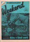 Dobrodružný Weekend - Nález v Údolí smrti - Budge M. R.