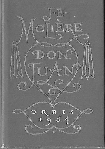 Don Juan - J. B. Moliere