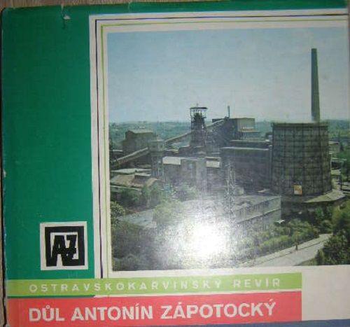 Důl Antonín Zápotocký 2