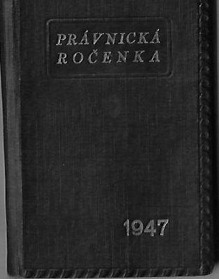 Právnická ročenka 1947