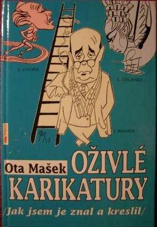 Oživlé karikatury - O. Mašek